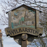 Picture of Village Sign